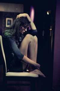Parental alienation can sort of, just...slip out when you're feeling depressed.