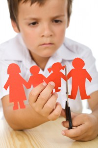 Step-family therapy helps you deal with children wanting to cut their step-parent out of the picture.